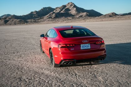 2020 Audi S5 Sportback - USA version 11