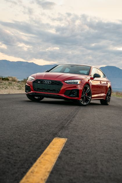 2020 Audi S5 Sportback - USA version 12
