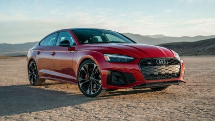 2020 Audi S5 Sportback - USA version 7