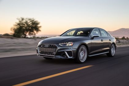 2020 Audi S4 - USA version 2
