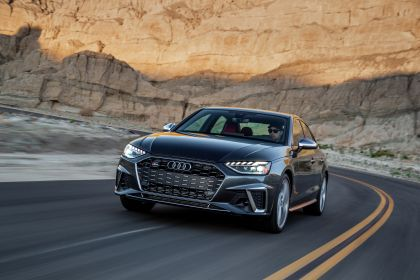2020 Audi S4 - USA version 5