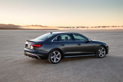 2020 Audi S4 - USA version 24