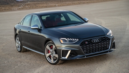 2020 Audi S4 - USA version 8