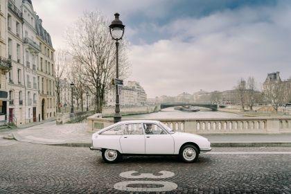 2020 Citroën GS by Tristan Auer for Les Bains 2