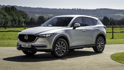 2020 Mazda CX-5 - UK version 5