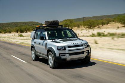 2020 Land Rover Defender 110 - UK version 2