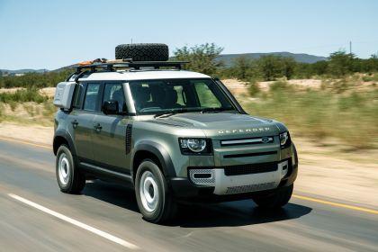 2020 Land Rover Defender 110 - UK version 5