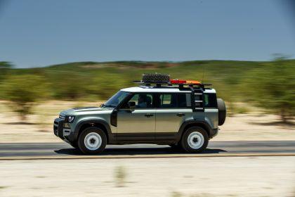 2020 Land Rover Defender 110 - UK version 8