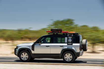 2020 Land Rover Defender 110 - UK version 9