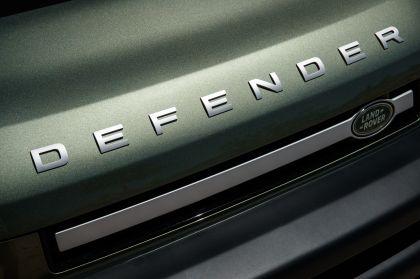 2020 Land Rover Defender 110 - UK version 83