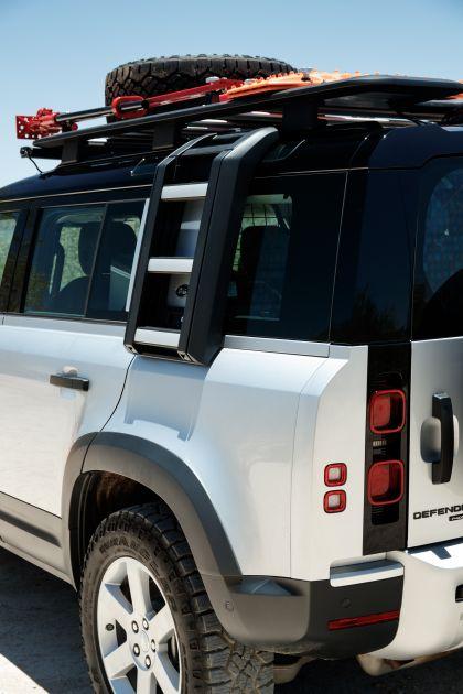 2020 Land Rover Defender 110 - UK version 86