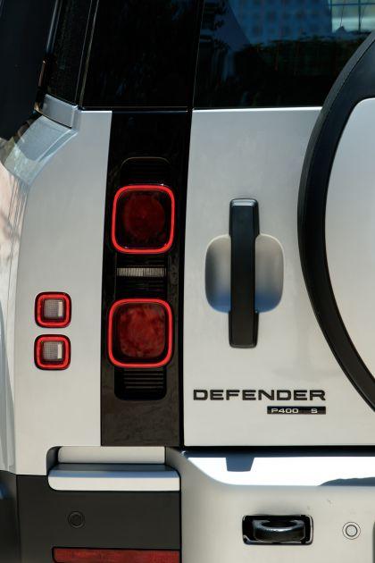 2020 Land Rover Defender 110 - UK version 88