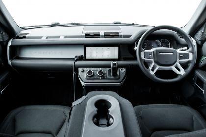 2020 Land Rover Defender 110 - UK version 101