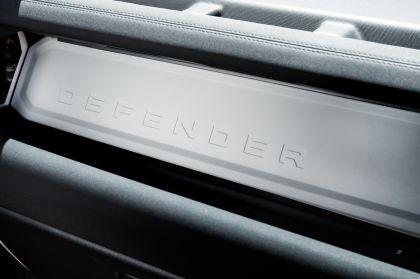 2020 Land Rover Defender 110 - UK version 110