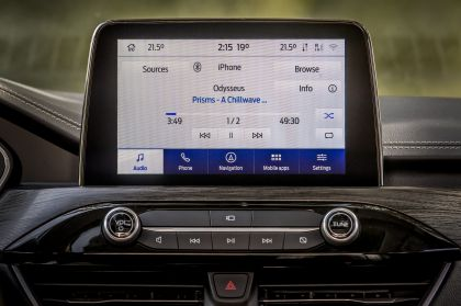 2020 Ford Kuga ST-Line X EcoBlue Hybrid 43