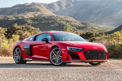 2020 Audi R8 V10 coupé - USA version 1