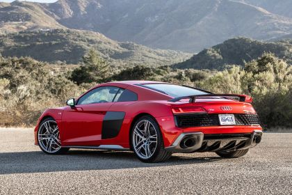 2020 Audi R8 V10 coupé - USA version 2
