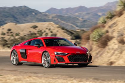 2020 Audi R8 V10 coupé - USA version 3
