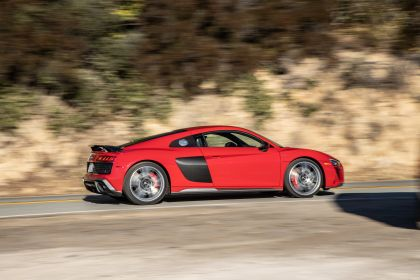 2020 Audi R8 V10 coupé - USA version 4