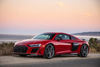 2020 Audi R8 V10 coupé - USA version 5