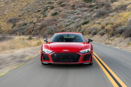 2020 Audi R8 V10 coupé - USA version 7