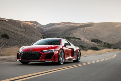 2020 Audi R8 V10 coupé - USA version 8