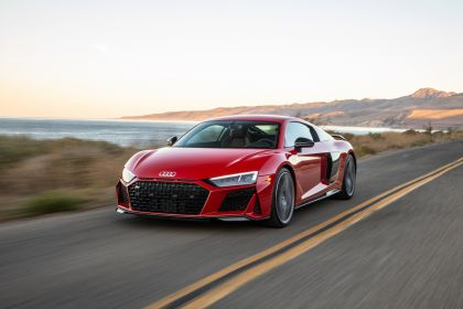2020 Audi R8 V10 coupé - USA version 11