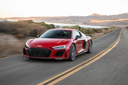 2020 Audi R8 V10 coupé - USA version 12