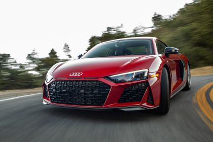 2020 Audi R8 V10 coupé - USA version 29