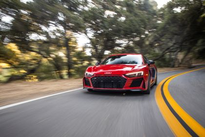 2020 Audi R8 V10 coupé - USA version 30