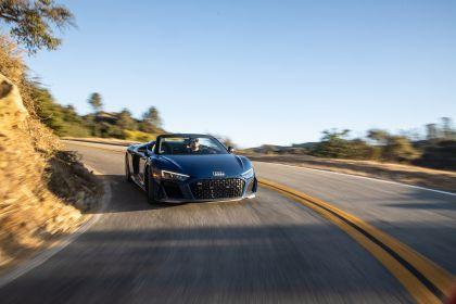 2020 Audi R8 V10 spyder - USA version 3