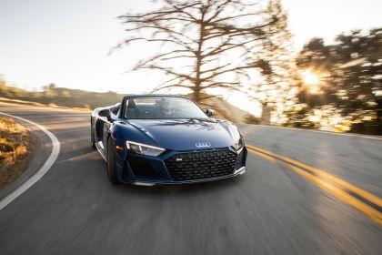 2020 Audi R8 V10 spyder - USA version 4