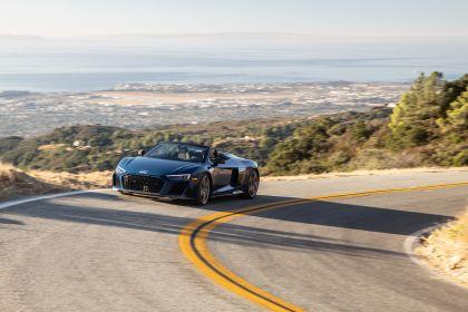 2020 Audi R8 V10 spyder - USA version 8