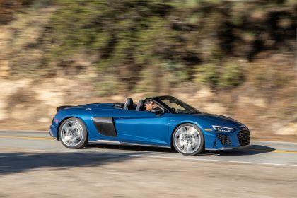 2020 Audi R8 V10 spyder - USA version 10