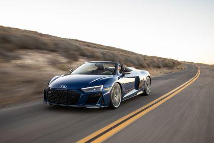 2020 Audi R8 V10 spyder - USA version 11