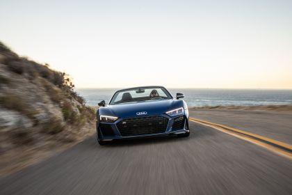 2020 Audi R8 V10 spyder - USA version 12