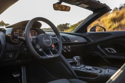 2020 Audi R8 V10 spyder - USA version 30