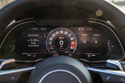 2020 Audi R8 V10 spyder - USA version 32