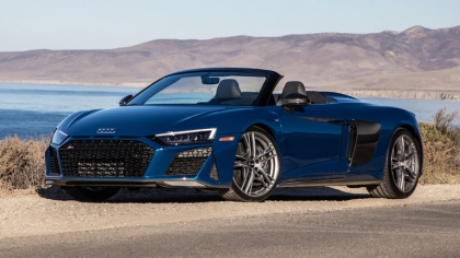 2020 Audi R8 V10 spyder - USA version 4
