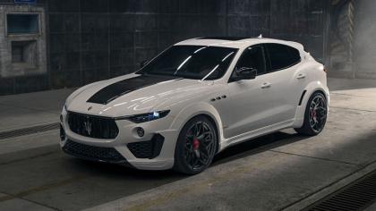 2020 Maserati Levante Esteso by Novitec 8