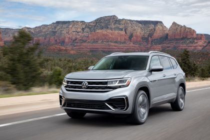 2021 Volkswagen Atlas SEL 2