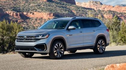 2021 Volkswagen Atlas SEL 8