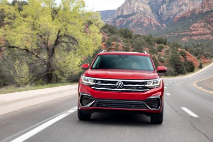 2021 Volkswagen Atlas SEL Premium 4Motion 3