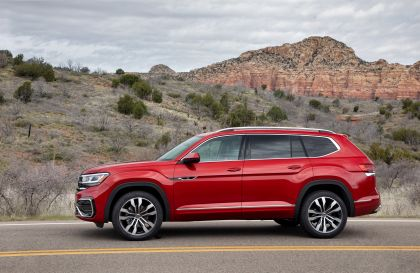 2021 Volkswagen Atlas SEL Premium 4Motion 9
