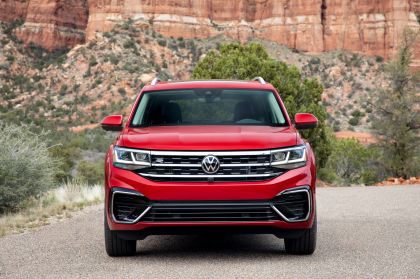 2021 Volkswagen Atlas SEL Premium 4Motion 11