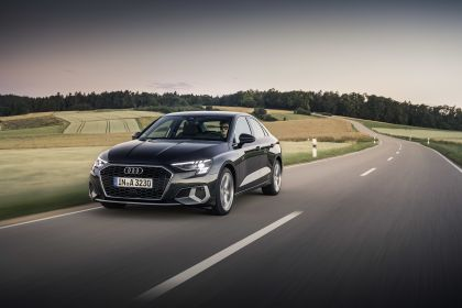 2020 Audi A3 sedan 46