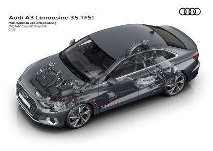 2020 Audi A3 sedan 64