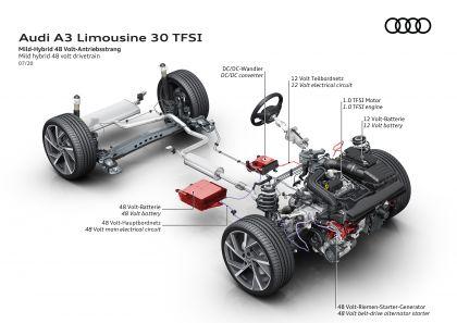 2020 Audi A3 sedan 75