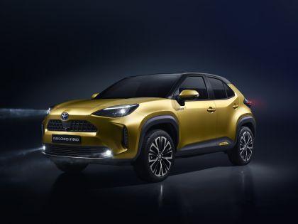 2021 Toyota Yaris Cross 1