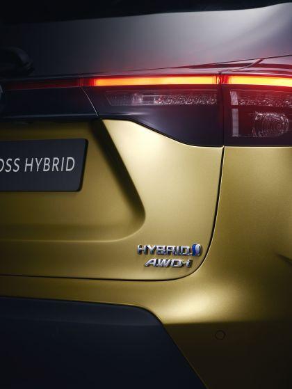 2021 Toyota Yaris Cross 9